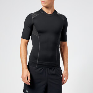 Under Armour Men's Perpetual Superbase Half Sleeve Top - Black