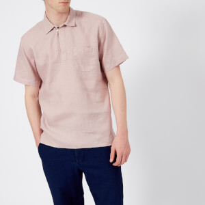 Oliver Spencer Men's Yarmouth Shirt - Linton Pink
