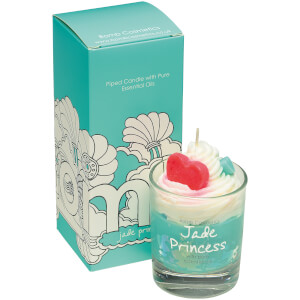 Bomb Cosmetics Jade Princess Piped Candle from I Want One Of Those