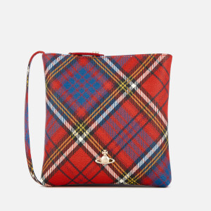 Vivienne Westwood Women's Derby Square Cross Body Bag - MC Andreas