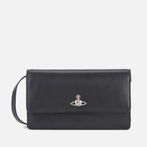 Vivienne Westwood Women's Matilda Phone Wallet - Black