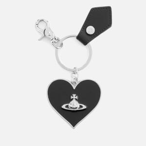 Vivienne Westwood Women's Mirror Heart Gadget - Black
