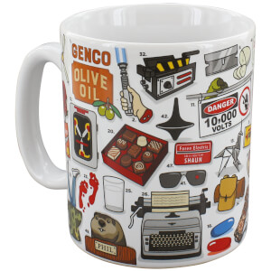 Die Film Buff Tasse