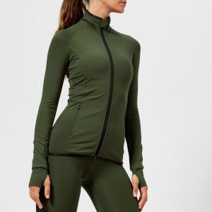 Superdry Sport Women's Track Jacket - Khaki