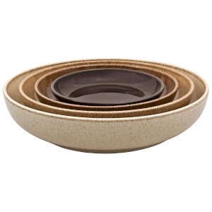 Denby Studio Craft 4 Piece Nesting Bowl Set