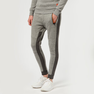 Superdry Sport Men's Tech Street Joggers - Grey Grit/Urban Grey Heather