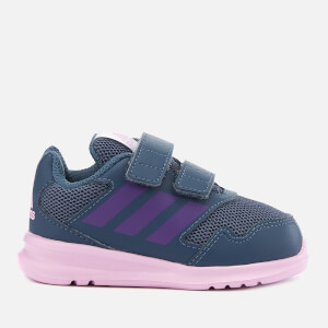 adidas Alta Run CF Infant Trainers - Tech Ink