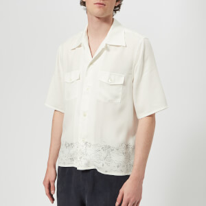Our Legacy Men's P.X. Short Sleeve Shirt - Beachlife