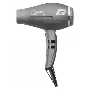 Parlux Alyon Hair Dryer -hiustenkuivain, grafiitti