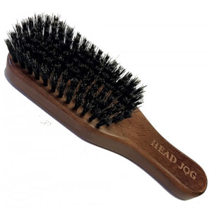 Head Jog Wooden Fade Brush