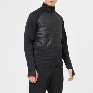 Reebok Men's Thermowarm Padded Jacket - Black