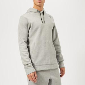 Reebok Men's CrossFit Double Knit Hoody - Grey