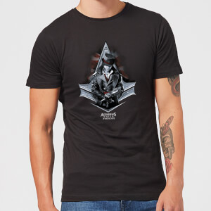 Assassin's Creed Syndicate Jacob Herren T-Shirt - Schwarz