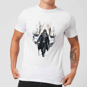Assassin's Creed Syndicate London Skyline Herren T-Shirt - Weiß