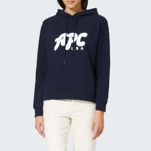 A.P.C. Women's Sally Hoody - Dark Navy