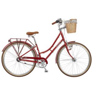 "Ryedale Scarlet - Strawberry Alloy Frame Ladies Bike - 16"" Frame"