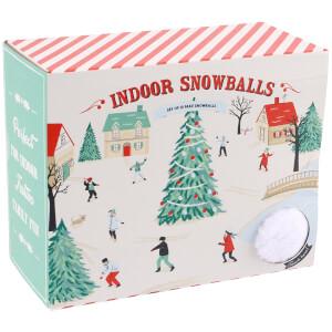 Set of 10 Indoor Snowballs