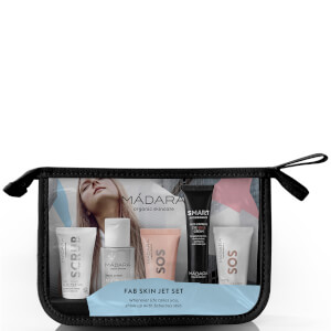 MÁDARA Fab Skin Jet Set (Worth $120)