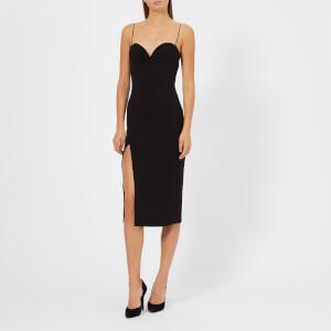 Bec & Bridge Women's Dream Girl Sweetheart Dress - Black