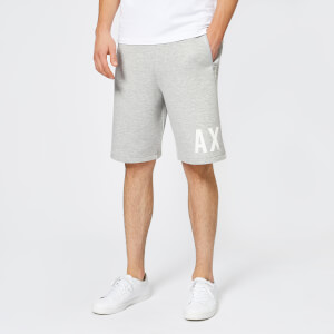 Armani Exchange Men's Scuba Shorts - Grey