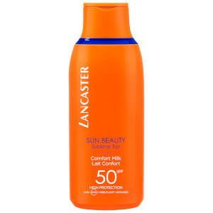Lait Fluide Velours Sun Beauty SPF 50 Lancaster 175 ml