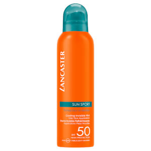 Lancaster Sun Sport Cooling Invisible Body Mist SPF50 200ml