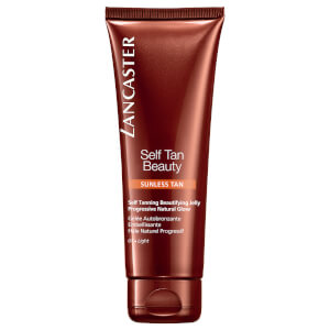 Lancaster Self Tanning Beautifying Jelly for Face and Body - Light 125ml
