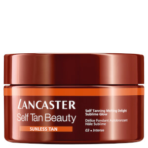 Lancaster Self Tanning Melting Delight for Face and Body - Medium 200ml