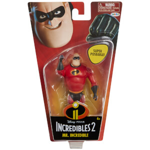 Figurine Mr Indestructibles Les Indestructibles 2 - Jakks Pacific Disney