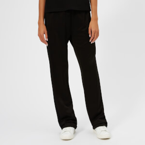 MM6 Maison Margiela Women's Viscose Sport Trousers - Black