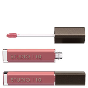 Studio 10 Lip Perfecting Plumping Gloss - 01 Rose