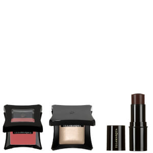 Illamasqua Chisel and Glow Kit (Worth €106.60)