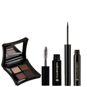 Illamasqua Get Smoked Eye Kit (Worth $88)