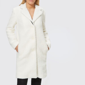 Armani Exchange Women's Cabin Coat - Martini