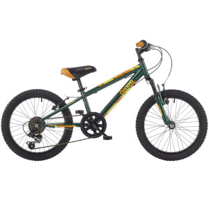 """Denovo Boys Suspension Bike - 18"""" Wheel"""