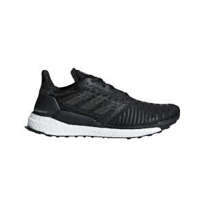 adidas Men's Solar Boost Running Shoes - Black