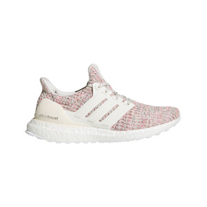 adidas Women's Ultra Boost Running Shoes - Chalk Pearl