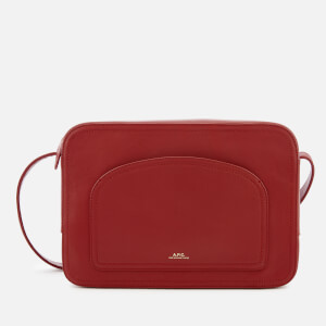A.P.C. Women's Cory Shoulder Bag - Red