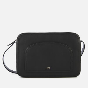 A.P.C. Women's Cory Shoulder Bag - Black
