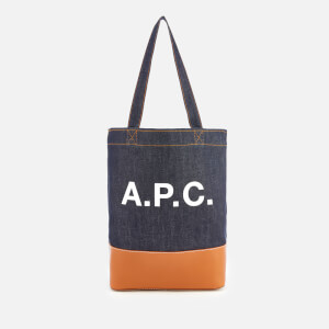 A.P.C. Women's Axelle Shopper Bag - Caramel