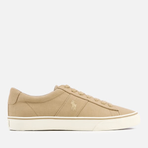 Polo Ralph Lauren Men's Sayer-Ne Vulcanised Trainers - Regiment Khaki
