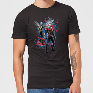 Ant-Man And The Wasp Particle Pose Herren T-Shirt - Schwarz
