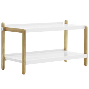 Normann Copenhagen Sko Shoe Rack - White
