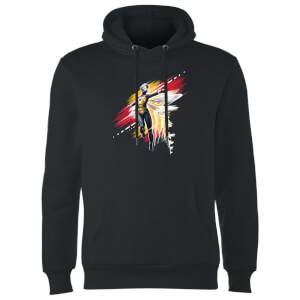 Ant-Man And The Wasp Brushed Hoodie - Schwarz