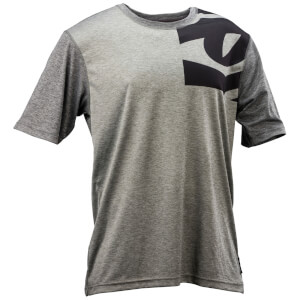 Race Face Trigger Square Eye MTB Jersey - Charcoal