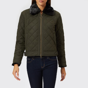Barbour Heritage Women's Tetbury Quilt Jacket - Sage