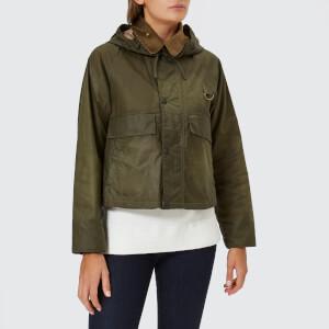 Barbour Heritage Women's Margaret Howell Spey Wax Jacket - Archive Olive