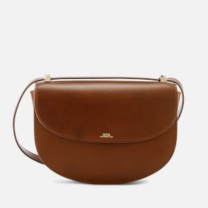 A.P.C. Women's Geneve Cross Shoulder Bag - Noisette