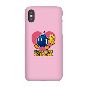 Coque Smartphone You're The Bob-Omb - Nintendo pour iPhone et Android