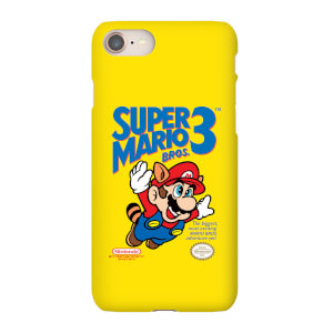 Nintendo Super Mario Bros 3 Phone Case